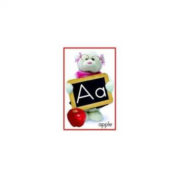 Alphabet Bears Photographic Learning Cards KE845006