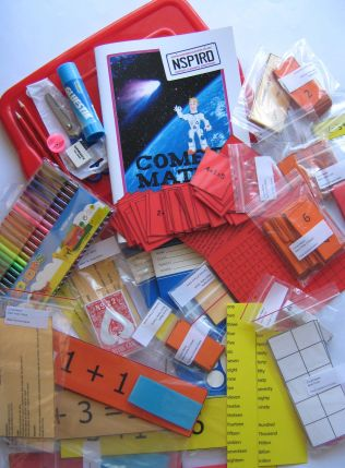 Comet Maths Kit: Basic Facts to Ten - MA028
