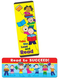 Bookmarks- Readers Are Winners CTP0937