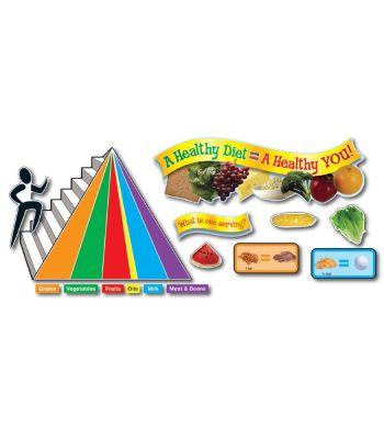 Good Nutrition Mini Bulletin Board Set CD110091
