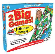 FUNtastic Fitness Board Games CD140061
