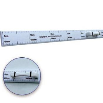 Magnetic Whiteboard Ruler - BL061