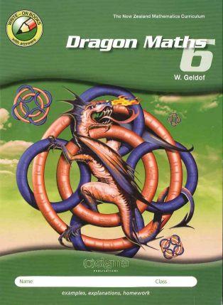 Dragon Maths 6 Workbook