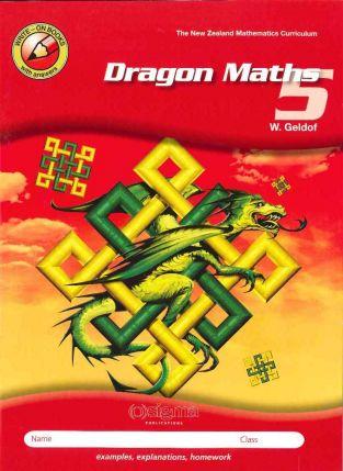 Dragon Maths 5 Workbook