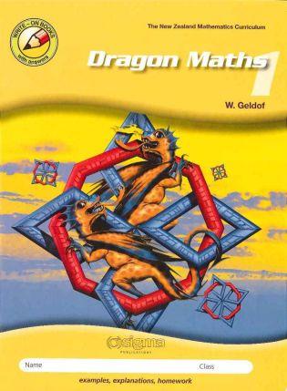 Dragon Maths 1 Workbook