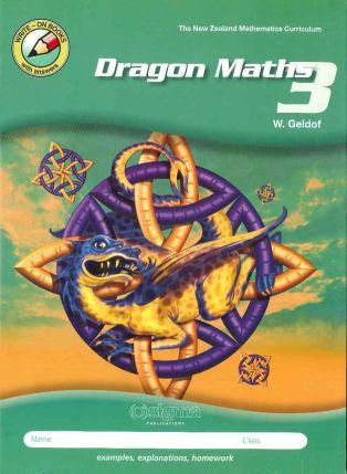 Dragon Maths 3 Workbook