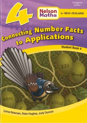 Connecting Number Facts to Applications Student Book 4