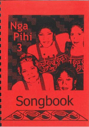 Nga Pihi 3 Songbook and CD
