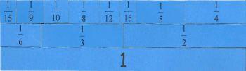 Fraction Tiles Set - MA214