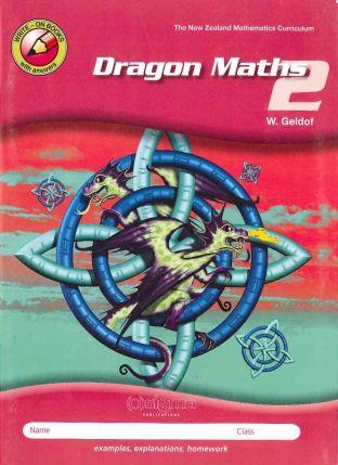 Dragon Maths 2 Workbook