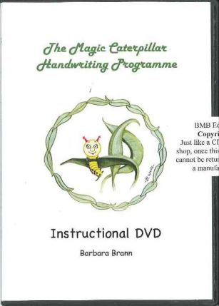 Magic Caterpillar: Instructional DVD