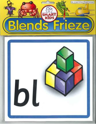 Blends Frieze