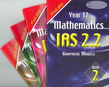 Nu Lake Year 12 NCEA Level 2 Mathematics Assessment Booklets