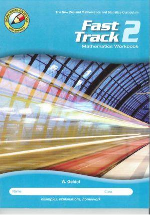 Fast Track 2 Mathematics Workbook