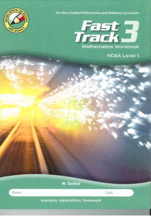 Fast Track 3 Mathematics Workbook
