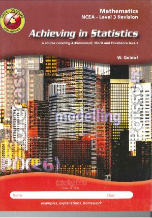 Achieving in Statistics Workbook