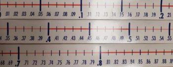 Decimal Numberline - MA290