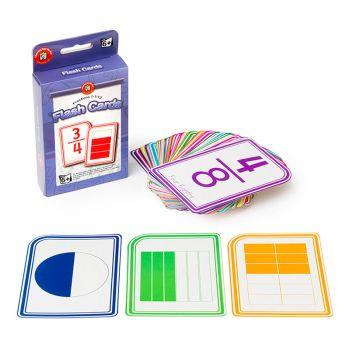Flash Cards: Fractions - GA084