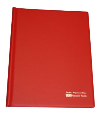 Sorrento Cover- Red - TPD2500R
