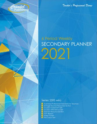 2021 Secondary Weekly  6 Period (Wiro)- TPD2595