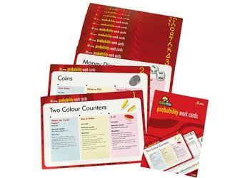 Probability Word Cards - GA399