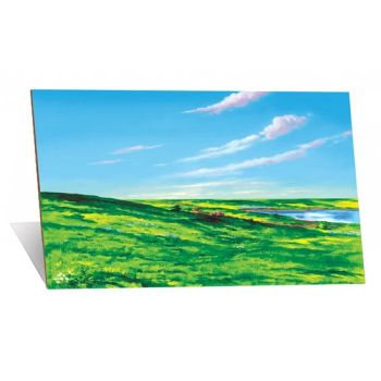 Felt/Flannel Board: Meadow and Sky