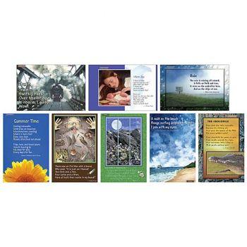 Poetry Bulletin Board Set TCR4190