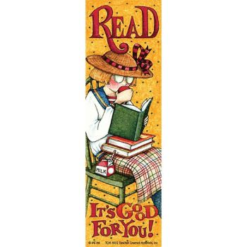 Bookmarks- Read - It's Good for You! TCR4922