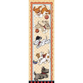 Bookmarks- Playful Pups TCR4931