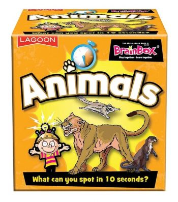 BrainBox Game: Animals