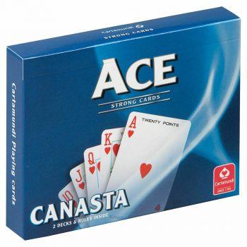 Cartamundi Ace Canasta Playing Cards