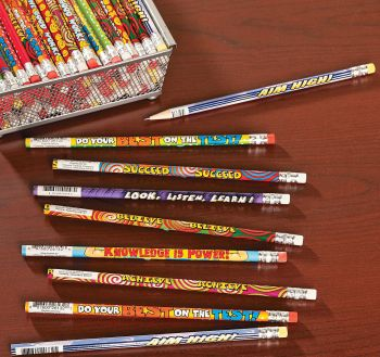TTMIX9: Mixed Pack of Affirmation Pencils (40)