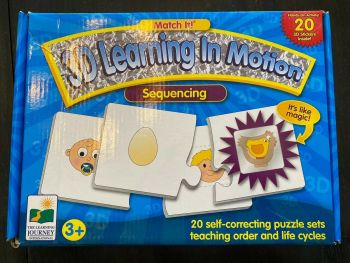 Match-It Learning in Motion- Sequencing