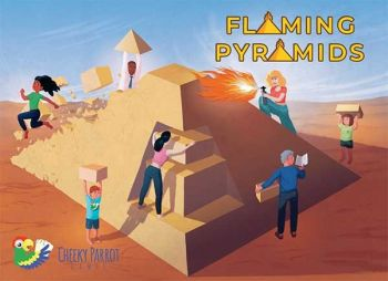 Flaming Pyramids Game