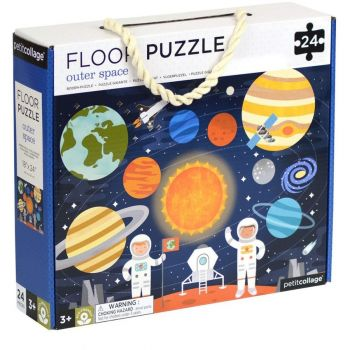 Outer Space Floor Puzzle