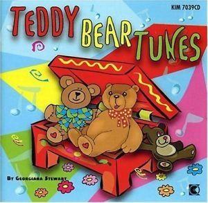 CD: Teddy Bear Tunes