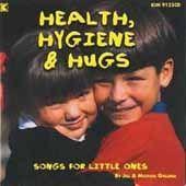 CD: Health, Hygiene and Hugs - Songs for Little Ones