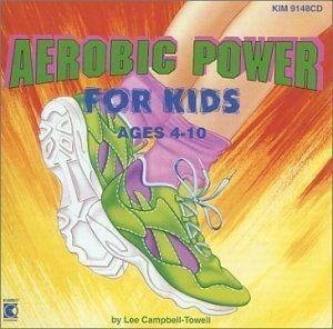 CD: Aerobic Power for Kids