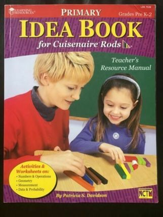 Idea Book for Cuisenaire Rods - Primary - LER7538