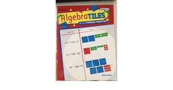 Overhead Algebra Tiles - MA366
