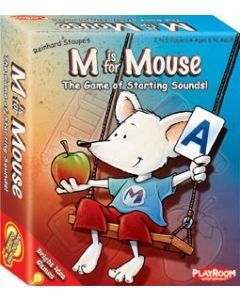 M is for Mouse - The Game of Starting Sounds!