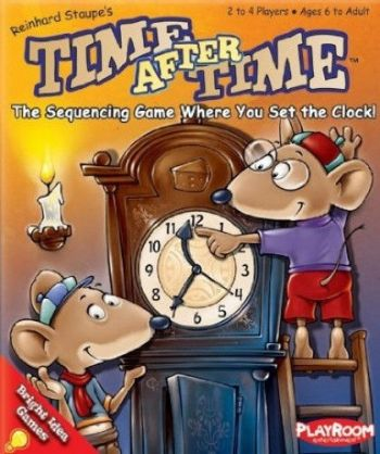 Time After Time- The Sequencing Game Where You Set the Clock!