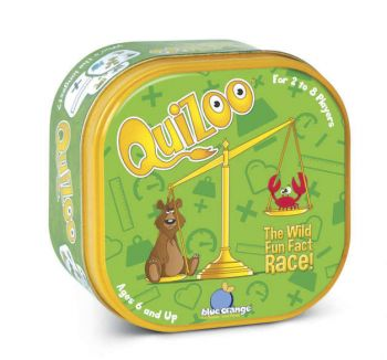 QuiZoo - The Wild Fun Fact Race