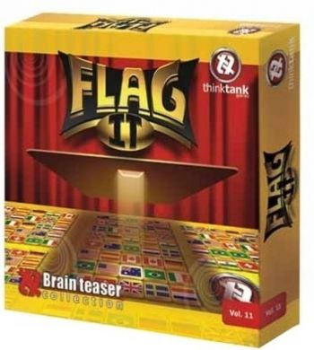Brain Teaser Collection: Flag-It