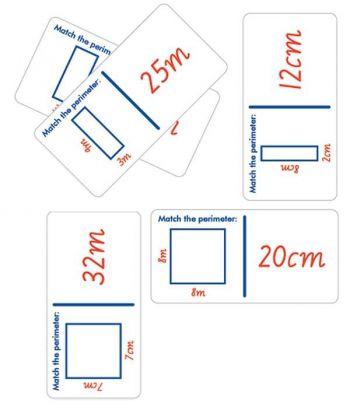 Dominoes- Perimeter Calculation - GA252
