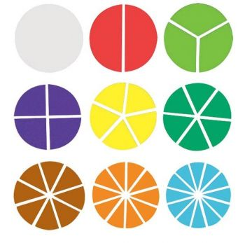 Student Fraction Circles (51p) - MA058