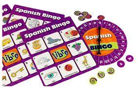 LER9518 Bingo - Spanish