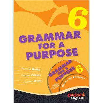 Grammar for a Purpose Book 6