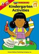 Home Workbook: Kindergarten Activities (K) CD4520