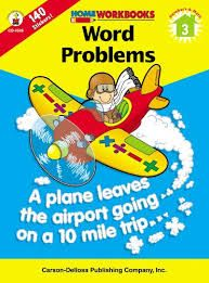 Home Workbook: Word Problems (G3) CD4549
